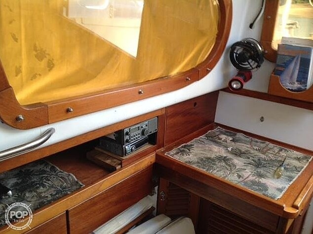 1966 Pearson boat for sale, model of the boat is Countess 44 & Image # 8 of 20