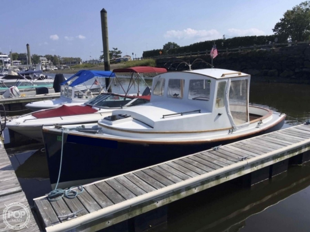 1975 Herreshoff boat for sale, model of the boat is 18' Harbor Pilot & Image # 11 of 12