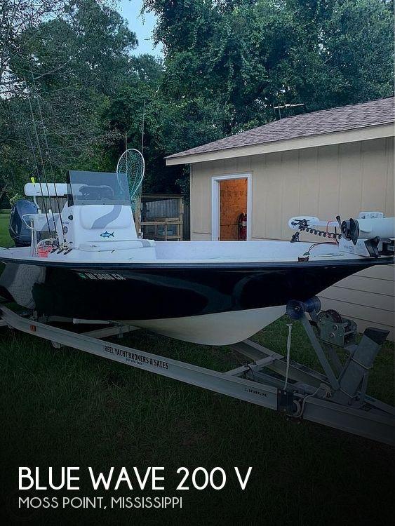Used Blue Wave Boats For Sale by owner | 2006 Blue Wave 200 V