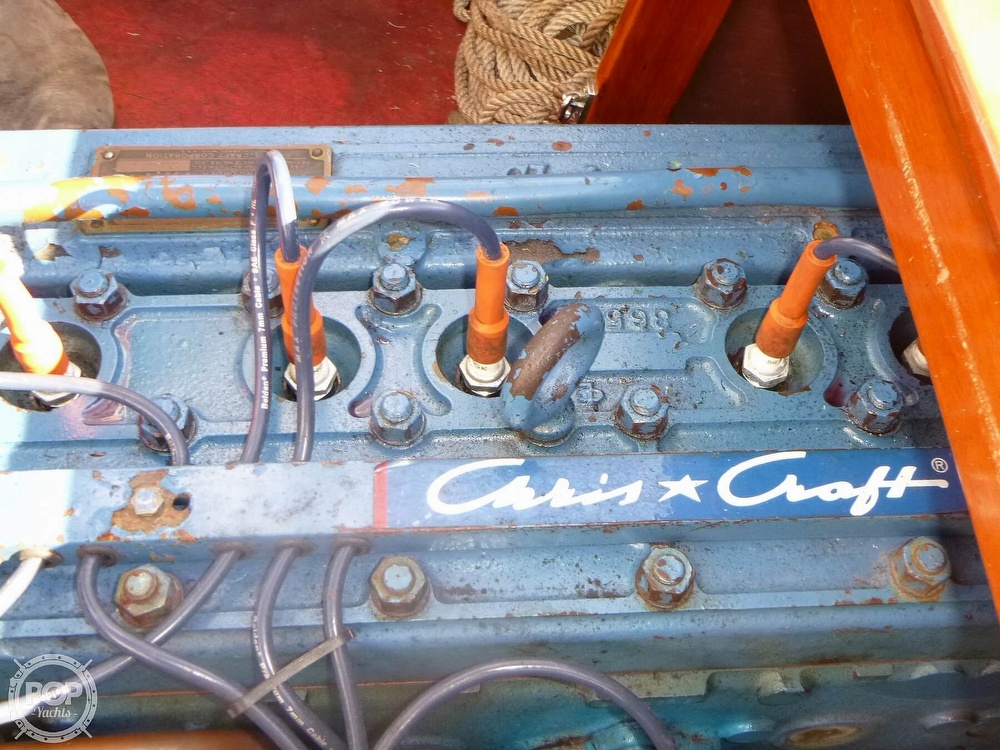 1948 Chris Craft boat for sale, model of the boat is Special Runabout & Image # 12 of 40