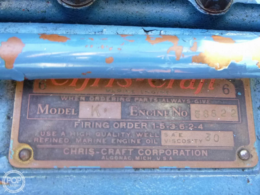 1948 Chris Craft boat for sale, model of the boat is Special Runabout & Image # 15 of 40