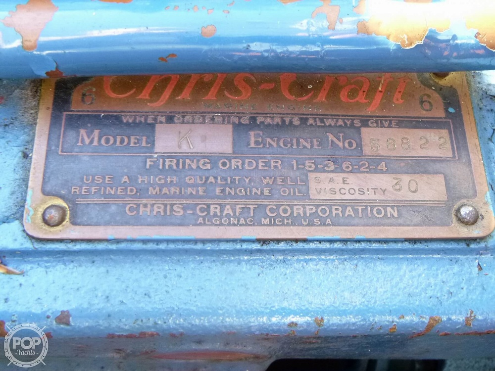 1948 Chris Craft boat for sale, model of the boat is Special Runabout & Image # 18 of 40
