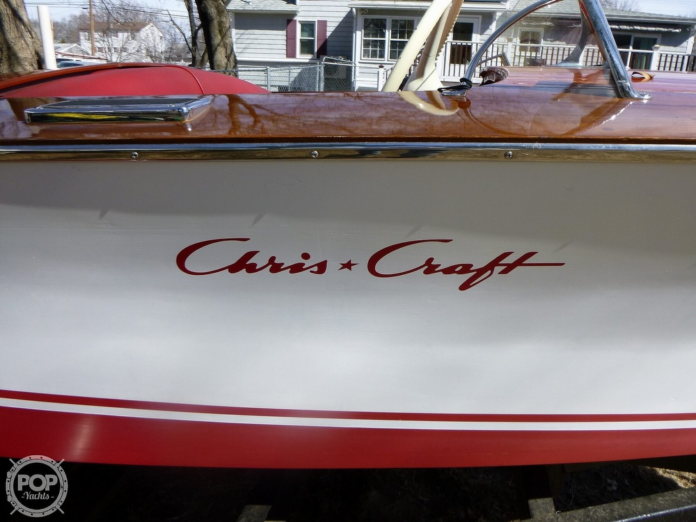 1948 Chris Craft boat for sale, model of the boat is Special Runabout & Image # 33 of 40