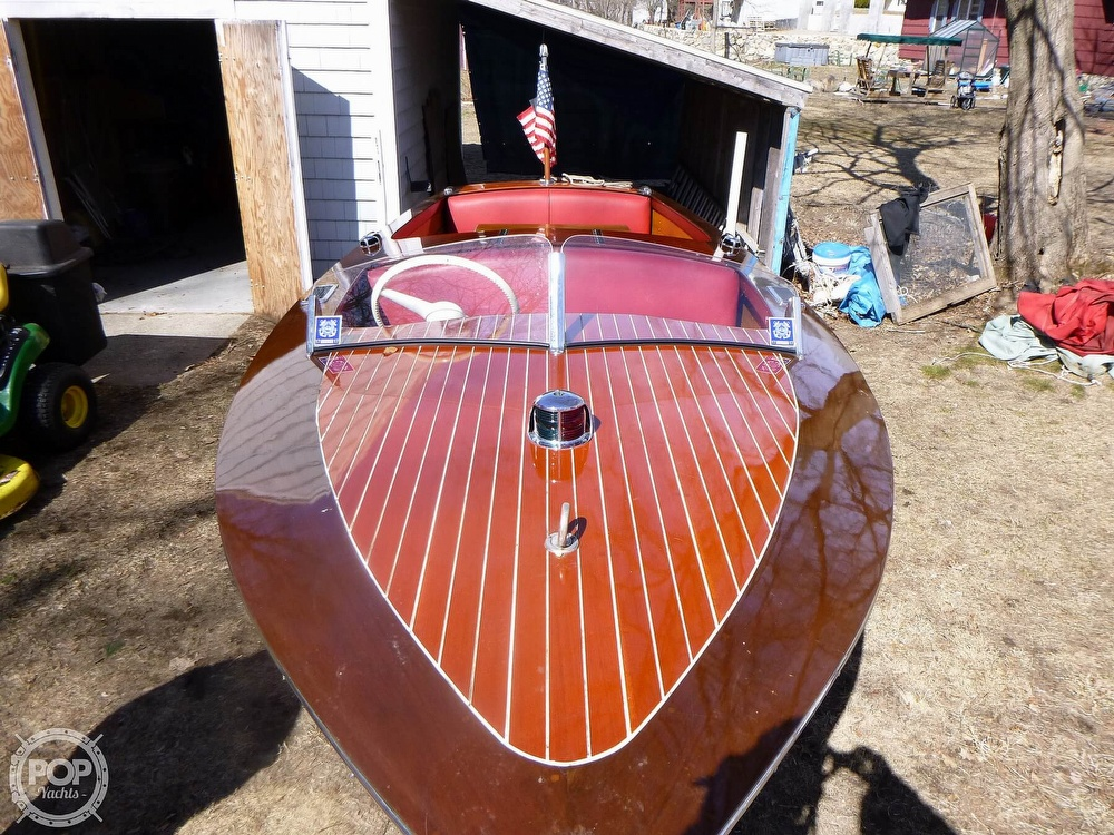 1948 Chris Craft boat for sale, model of the boat is Special Runabout & Image # 8 of 40