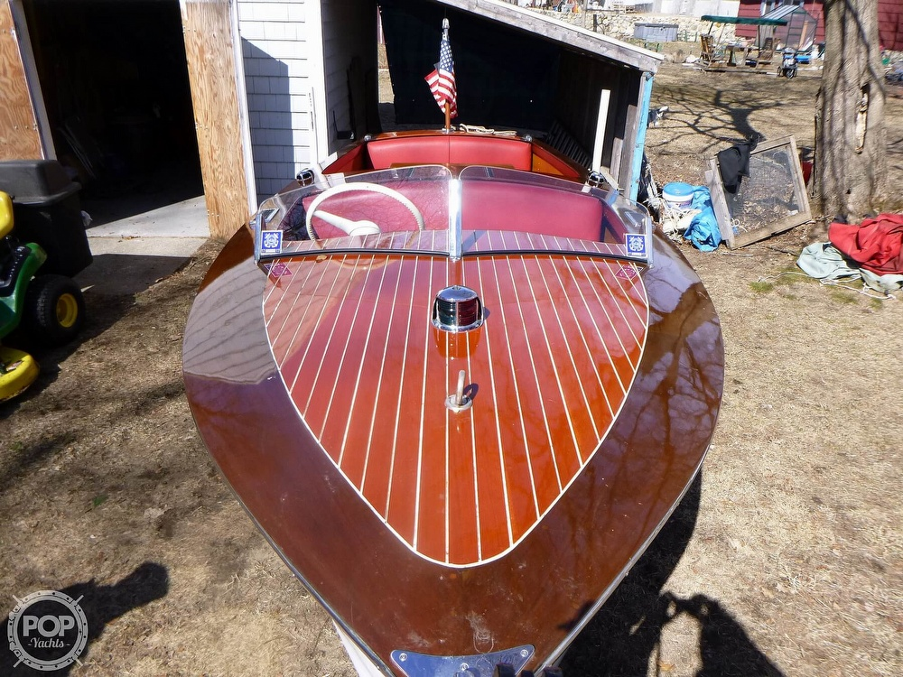 1948 Chris Craft boat for sale, model of the boat is Special Runabout & Image # 9 of 40
