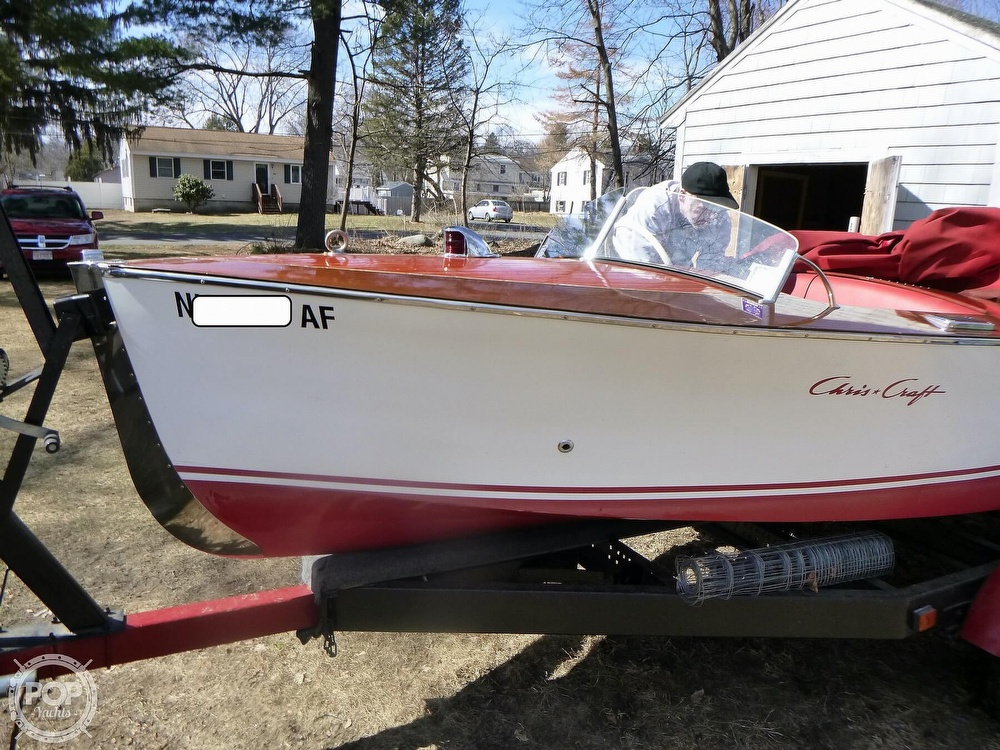 1948 Chris Craft boat for sale, model of the boat is Special Runabout & Image # 2 of 40