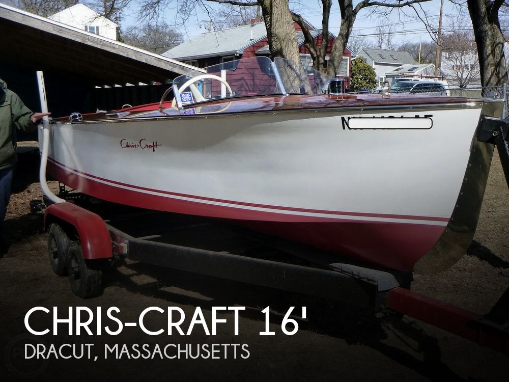 1948 Chris Craft boat for sale, model of the boat is Special Runabout & Image # 1 of 40