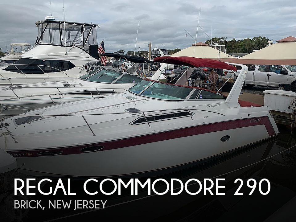 Used Regal Commodore 290 Boats For Sale by owner | 1990 Regal Commodore 290