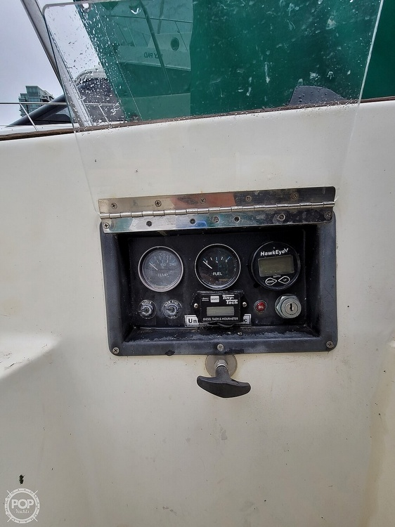 1980 Capital Yachts boat for sale, model of the boat is Gulf 29 & Image # 6 of 13