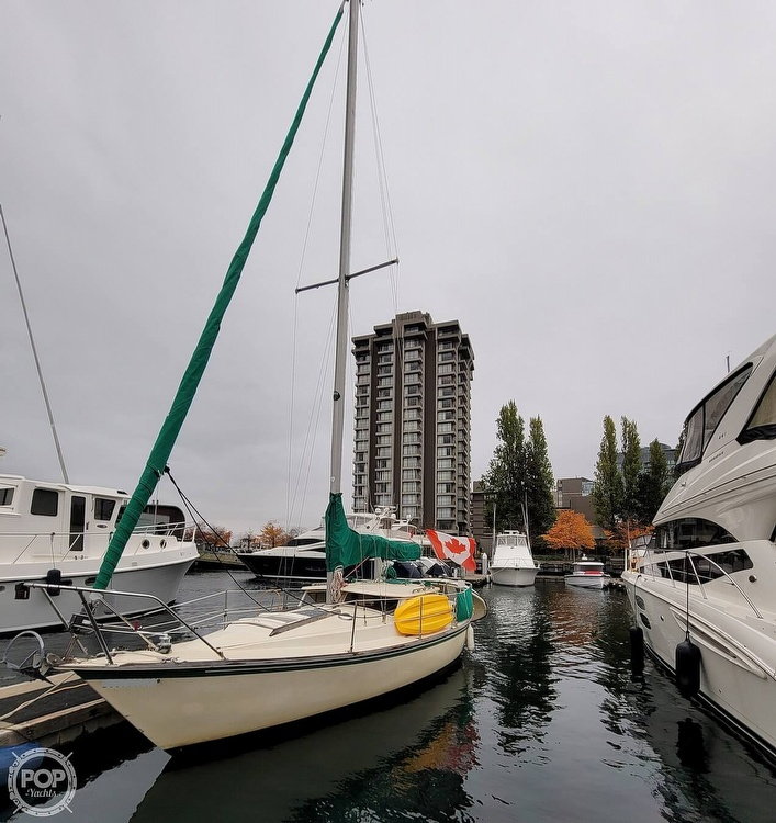1980 Capital Yachts boat for sale, model of the boat is Gulf 29 & Image # 2 of 13