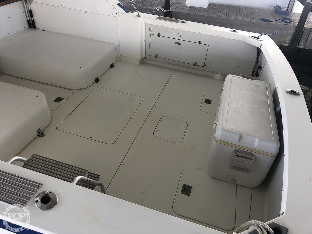 1984 Bertram boat for sale, model of the boat is Flybridge Cruiser & Image # 4 of 40