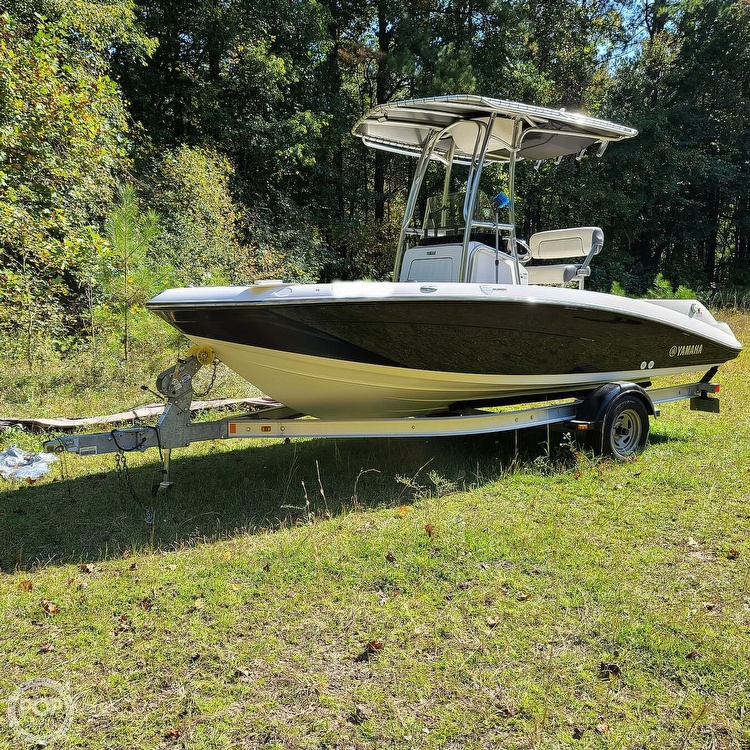 2017 Yamaha boat for sale, model of the boat is 190 FSH Deluxe & Image # 5 of 40