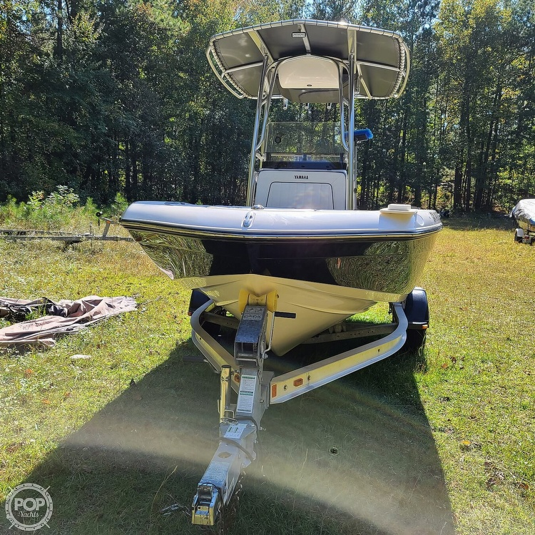 2017 Yamaha boat for sale, model of the boat is 190 FSH Deluxe & Image # 6 of 40