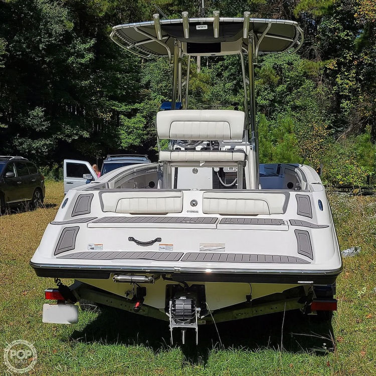 2017 Yamaha boat for sale, model of the boat is 190 FSH Deluxe & Image # 9 of 40