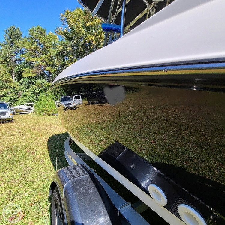 2017 Yamaha boat for sale, model of the boat is 190 FSH Deluxe & Image # 18 of 40