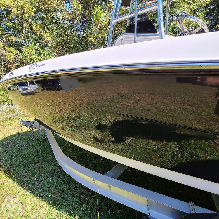 2017 Yamaha boat for sale, model of the boat is 190 FSH Deluxe & Image # 19 of 40