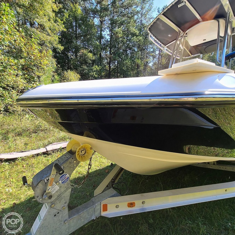 2017 Yamaha boat for sale, model of the boat is 190 FSH Deluxe & Image # 24 of 40