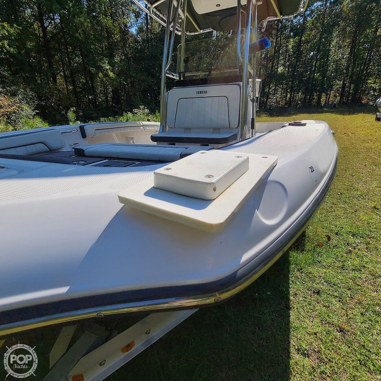 2017 Yamaha boat for sale, model of the boat is 190 FSH Deluxe & Image # 25 of 40