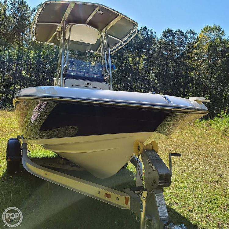 2017 Yamaha boat for sale, model of the boat is 190 FSH Deluxe & Image # 37 of 40