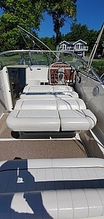 1998 Maxum boat for sale, model of the boat is 240 SCR & Image # 6 of 14