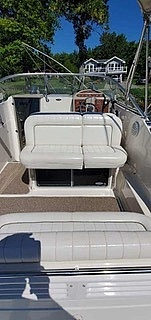 1998 Maxum boat for sale, model of the boat is 240 SCR & Image # 5 of 14