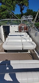 1998 Maxum boat for sale, model of the boat is 240 SCR & Image # 8 of 14