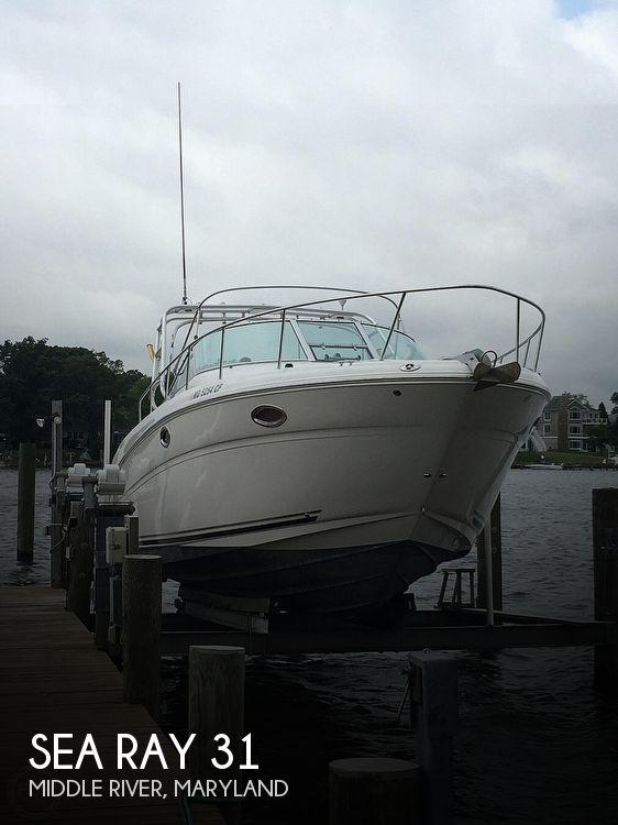 2006 Sea Ray 31