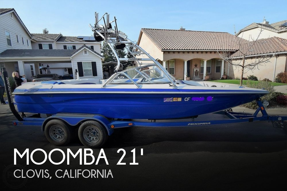 2003 Moomba boat for sale, model of the boat is Mobius LSV Gravity Games Edition & Image # 1 of 40