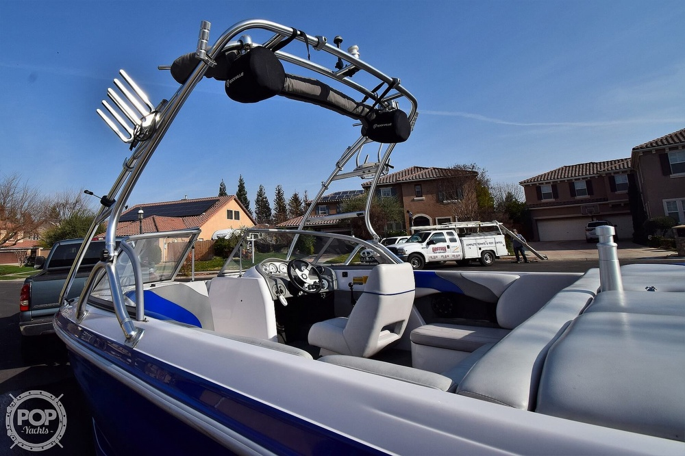 2003 Moomba boat for sale, model of the boat is Mobius LSV Gravity Games Edition & Image # 7 of 40