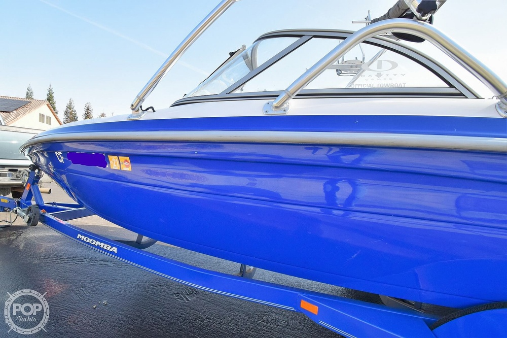 2003 Moomba boat for sale, model of the boat is Mobius LSV Gravity Games Edition & Image # 10 of 40