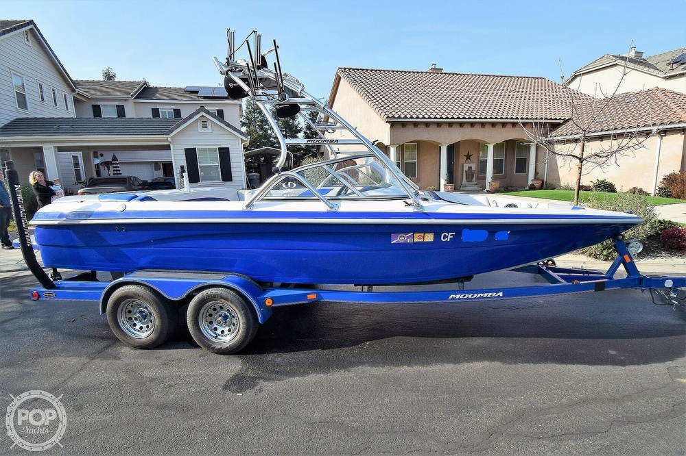 2003 Moomba boat for sale, model of the boat is Mobius LSV Gravity Games Edition & Image # 12 of 40