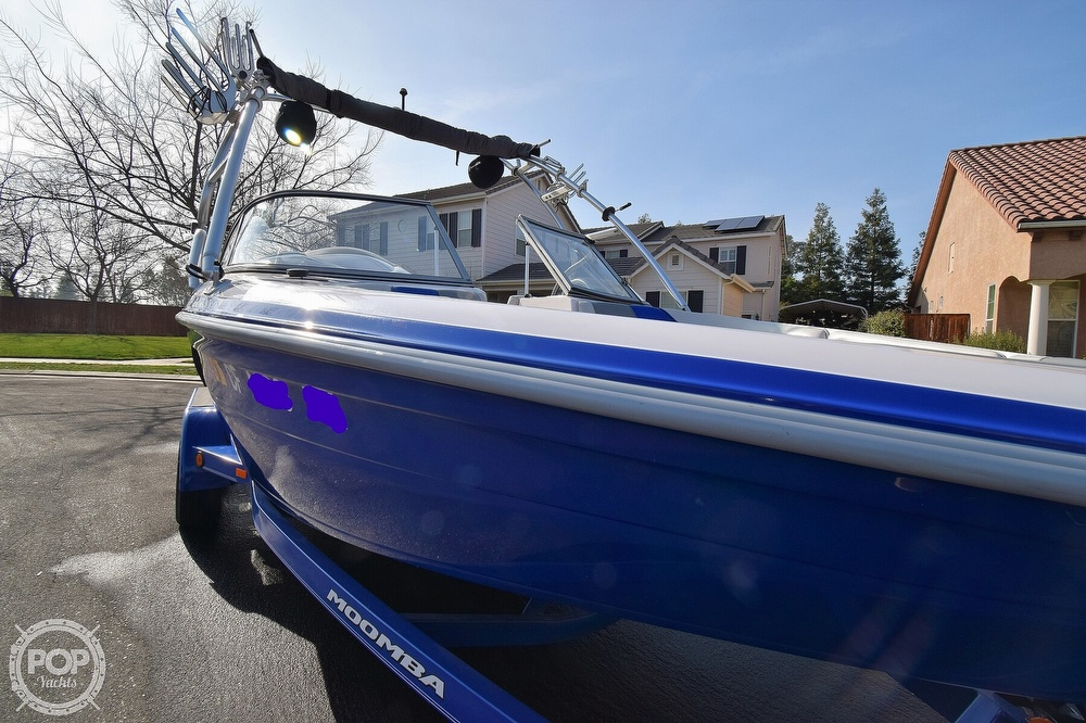 2003 Moomba boat for sale, model of the boat is Mobius LSV Gravity Games Edition & Image # 19 of 40
