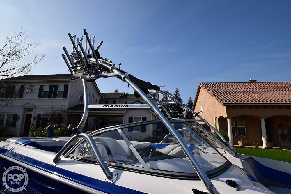 2003 Moomba boat for sale, model of the boat is Mobius LSV Gravity Games Edition & Image # 22 of 40