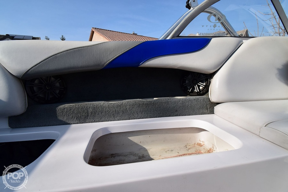 2003 Moomba boat for sale, model of the boat is Mobius LSV Gravity Games Edition & Image # 40 of 40