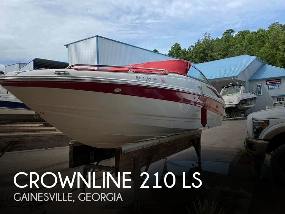 Used Crownline Boats For Sale in Georgia by owner | 2008 Crownline 210 Ls