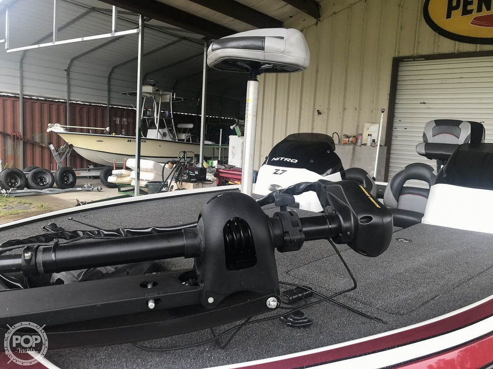 2015 Nitro boat for sale, model of the boat is Z-7 & Image # 26 of 41