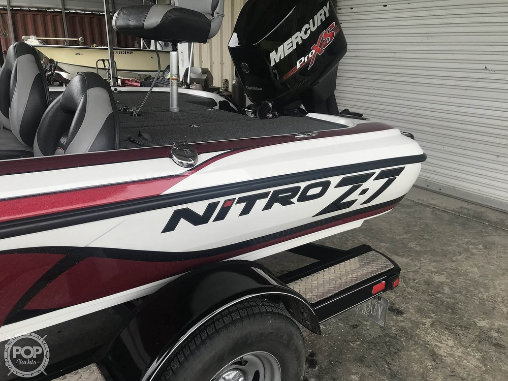 2015 Nitro boat for sale, model of the boat is Z-7 & Image # 10 of 41