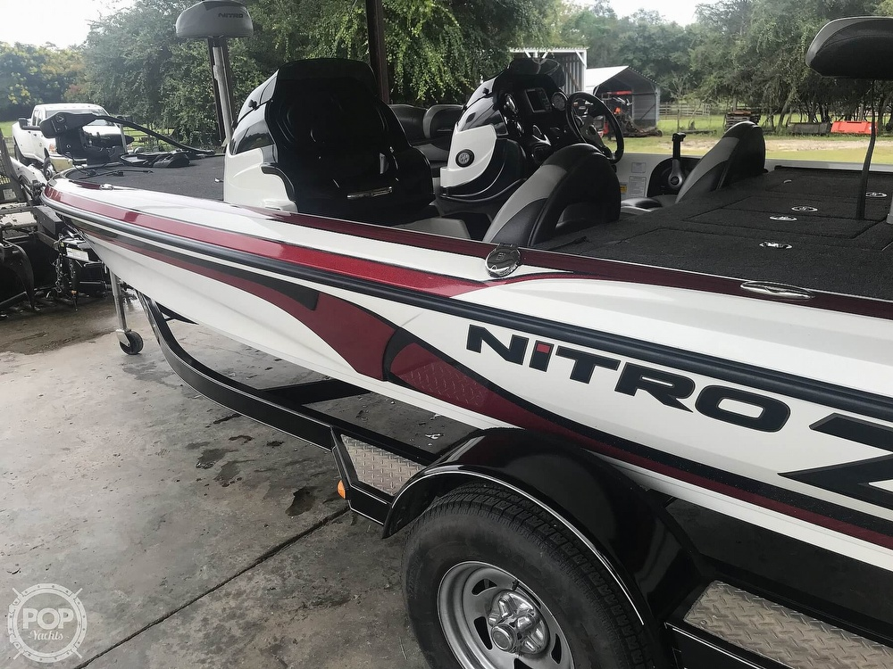 2015 Nitro boat for sale, model of the boat is Z-7 & Image # 2 of 41