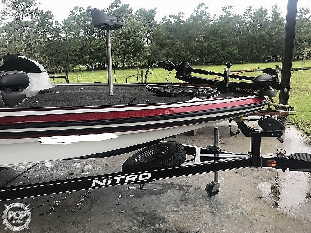 2015 Nitro boat for sale, model of the boat is Z-7 & Image # 3 of 41