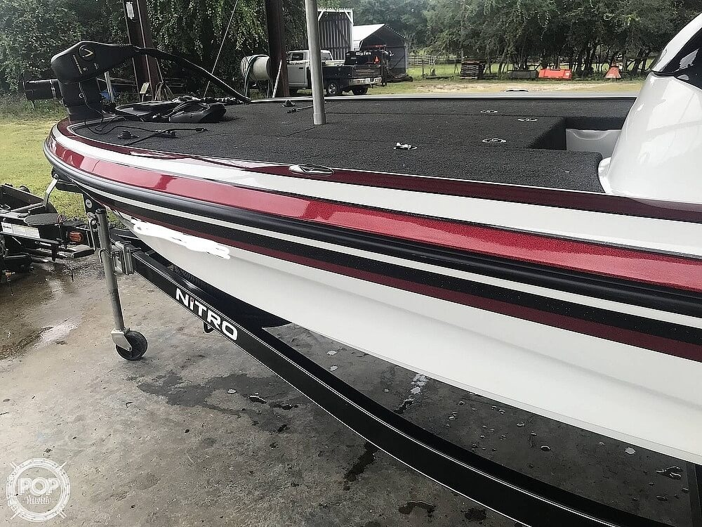 2015 Nitro boat for sale, model of the boat is Z-7 & Image # 4 of 41