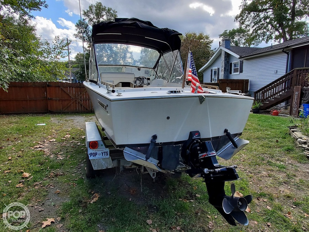 1966 Bertram boat for sale, model of the boat is Moppie 20 & Image # 15 of 41