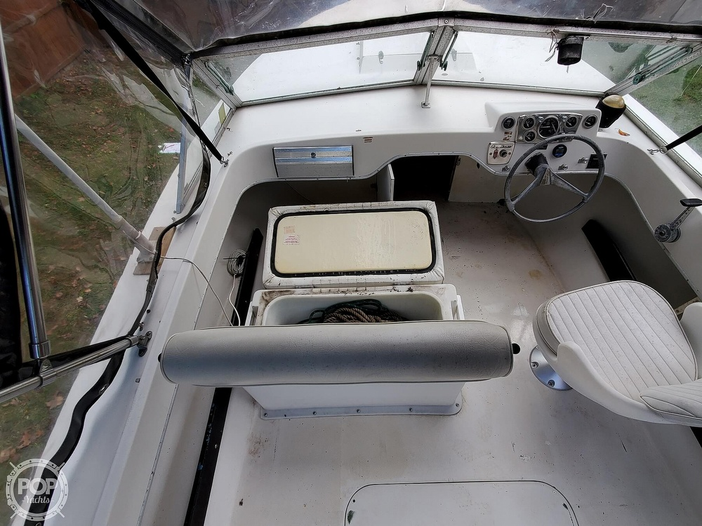 1966 Bertram boat for sale, model of the boat is Moppie 20 & Image # 25 of 40