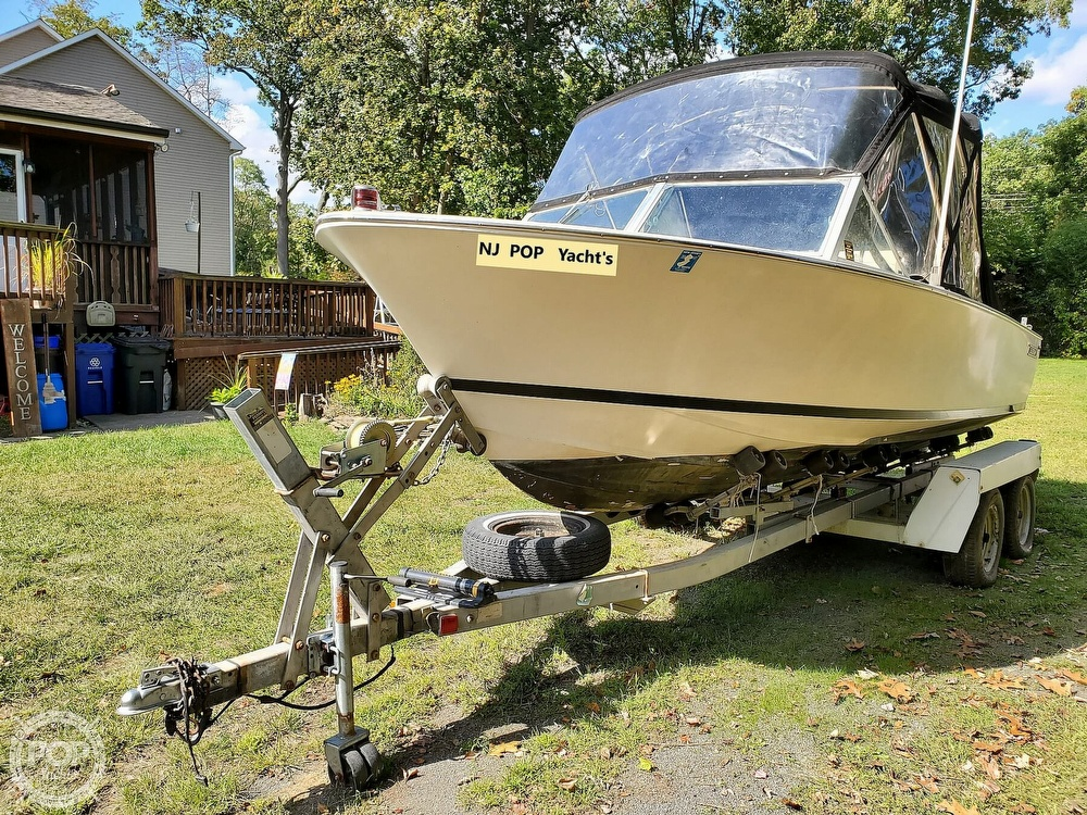 1966 Bertram boat for sale, model of the boat is Moppie 20 & Image # 2 of 41