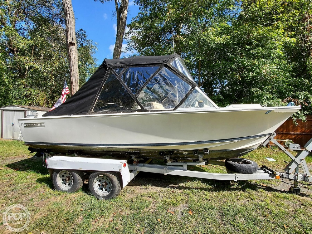 1966 Bertram boat for sale, model of the boat is Moppie 20 & Image # 3 of 41