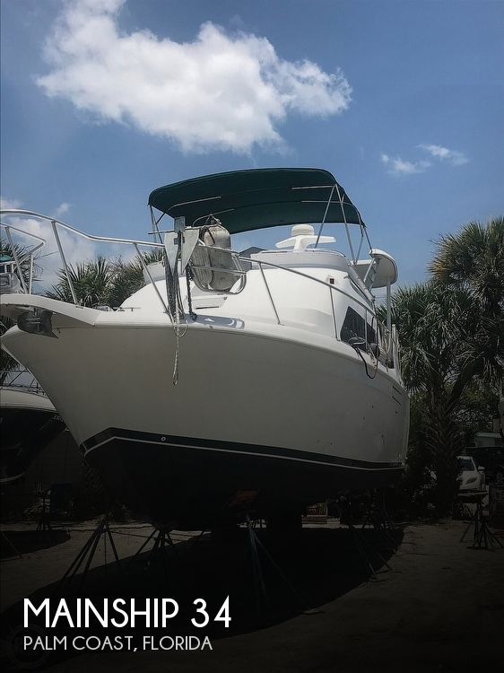 Used Mainship Boats For Sale by owner | 1998 Mainship 34