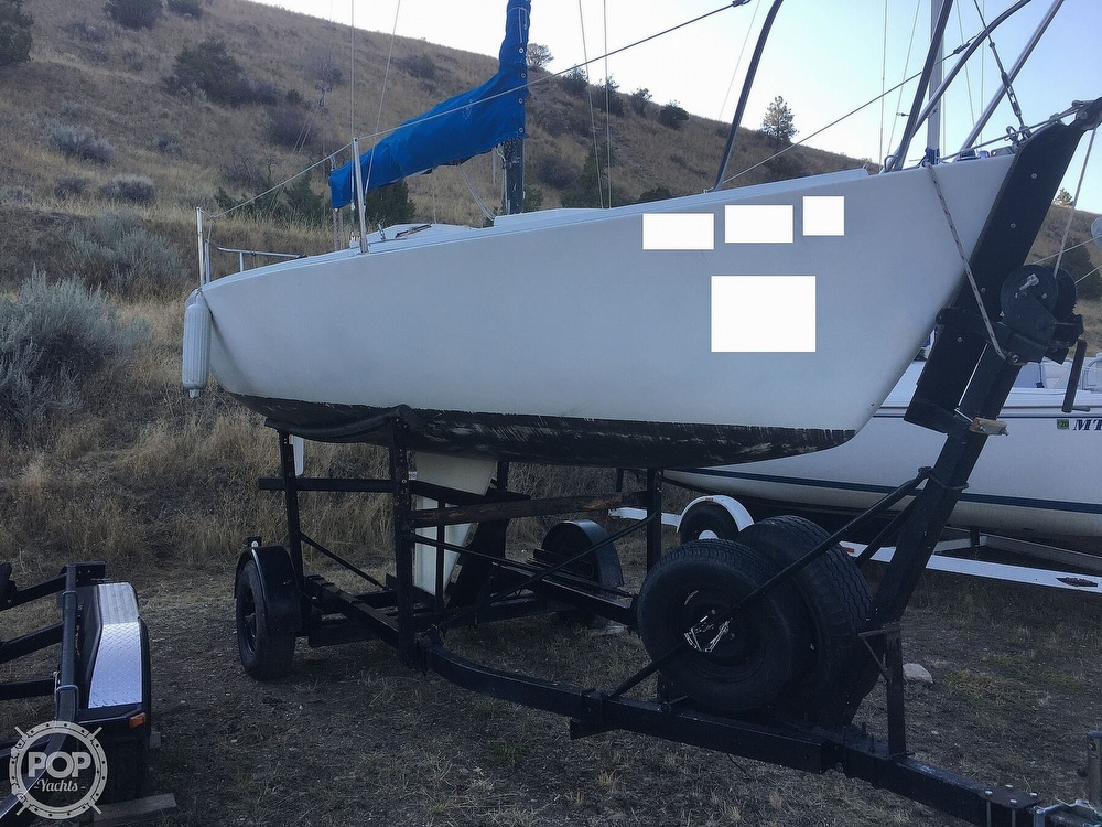 1977 J Boats boat for sale, model of the boat is J24 & Image # 11 of 17