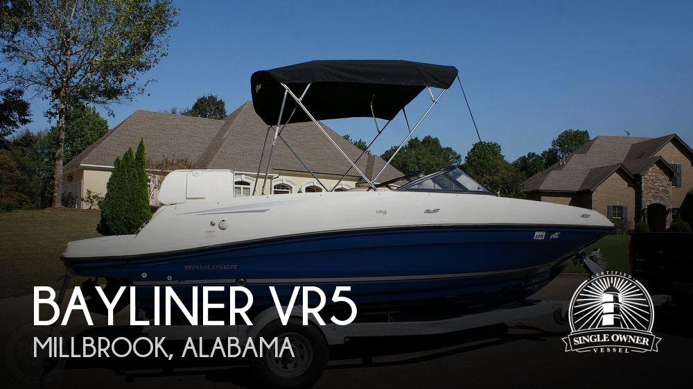 2016 Bayliner boat for sale, model of the boat is VR5 & Image # 1 of 41