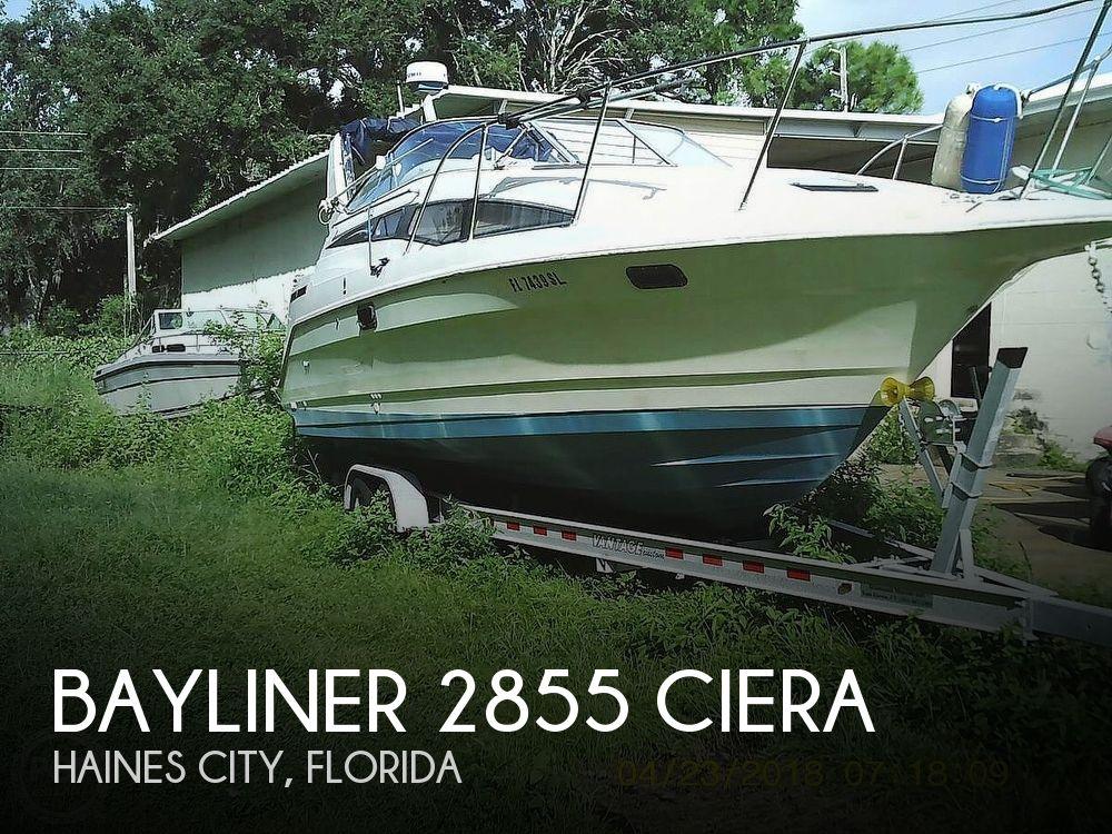 Used Bayliner 2855 Ciera Boats For Sale by owner | 1995 Bayliner 2855 Ciera