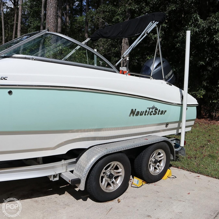 2016 Nautic Star boat for sale, model of the boat is 203 DC & Image # 2 of 41