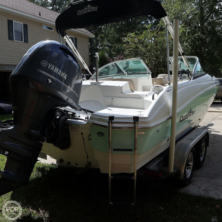 2016 Nautic Star boat for sale, model of the boat is 203 DC & Image # 4 of 41
